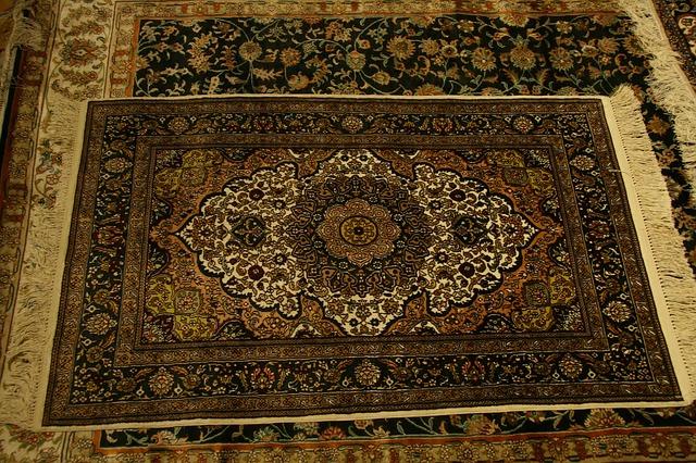 malý koberec