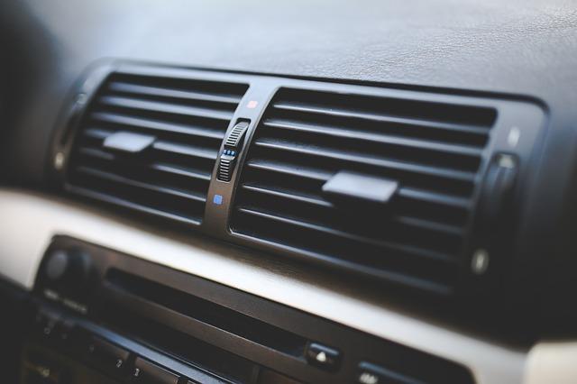 kondicionér vzduchu